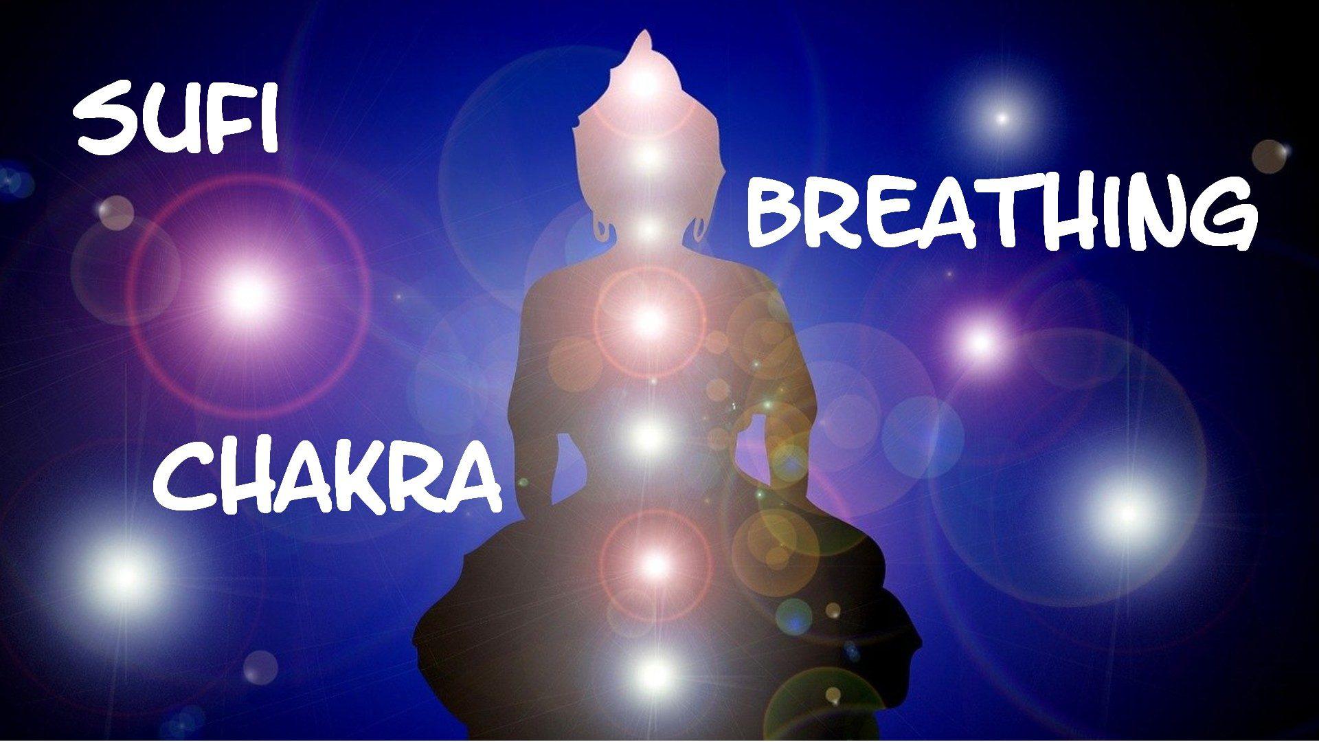 Online-Event: Sufi-Chakra-Breathing